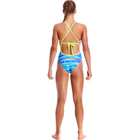 Funkita Tie Me Tight One Piece Swimsuit Girls Regatta Royale
